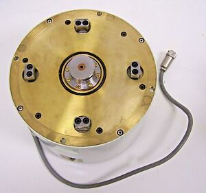 Jeol Tem 100 Sx Electron Microscope Intermediate And Projector Lens Section