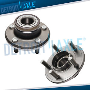 05 11 For Dodge Charger Challenger Chrysler 300 Rwd 2 Front Wheel Bearing Hub