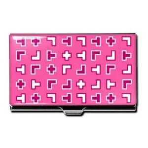 New Acme Studio Business Credit Card Pink Case Angles By Karim Rashid Nice Gift
