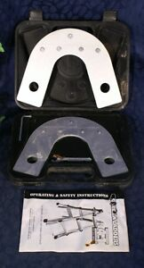 Gorilla Ladder Static Hinge Set Of 2 With Case Manual