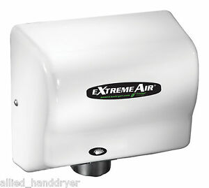 American Extremeair Ext7 Automatic Surface Mounted Hand Dryer White Abs Cover