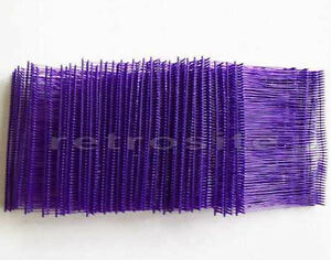 5000 Purple Price Tag Regular Tagging Gun 3 Barbs Fasteners Best Quality