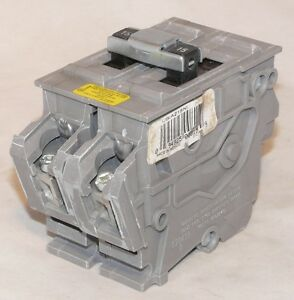 New Wadsworth Replacement Circuit Breaker A250ni 2 Pole 50 Amp 120v Ubia250ni