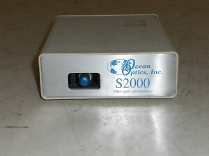 Ocean Optics S2000 Miniature Fiber Optic Spectrometer