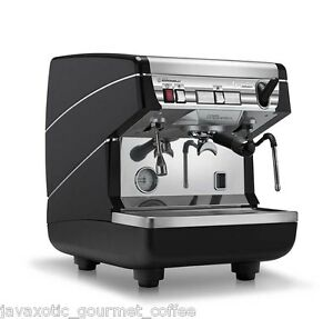 Simonelli Appia Ii 1 group Semi automatic Espresso Machine 110v 15a