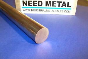 303 Stainless Steel Round Bar 1 1 2 Dia X 12 long 1 5 Dia 303 Stainless Rod