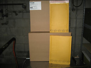 200 Ecolite Kraft Bubble Mailer Combo Pack 100 3 100 4 Ships Free