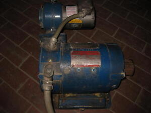 Ge Kinamatic 5 Hp Direct Current Dc Motor Used