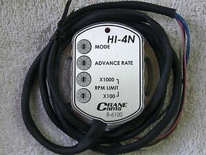 Harley Crane Single Fire Ignition S s Hi 4n with Coil Wires Instructions