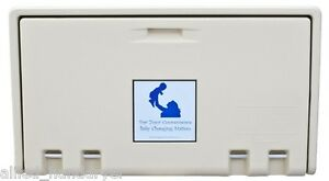 Baby Changing Station private Label allied Hand Dryer Cream Horiz Ahd100 00