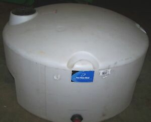 350 Gal Water fertilizer Poly Tank