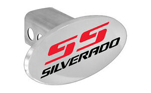 Chevy Silverado Ss Trailer Hitch Cover Plug