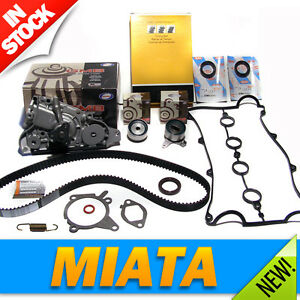 Mazda Miata Timing Belt Water Pump Kit 1990 1991 1992 1993 Exact Fit 1 6l