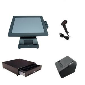 All In One Retail Point Of Sale Pos System