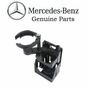 For Mercedes Benz W210 S210 E Class Center Console Cup Holder Genuine 66920101
