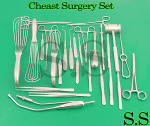 Cheast Surgery Set Surgical Instruments Ds 1009