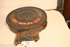 Cyclone Torino Mustang 1970 1971 Air Cleaner With Snorkel