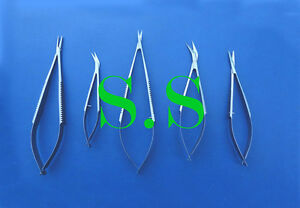 12 O r Grade Micro Opthalmic Surgical Instruments Kit
