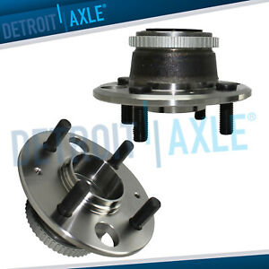 1992 1995 1998 2000 Honda Civic W abs Rear Wheel Bearing Hub For Disc Brakes