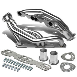 For 1988 1997 Chevy Gmc Truck Small Block Sbc 307 327 305 350 400 Exhaust Header