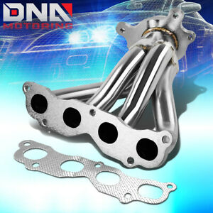 Stainless Steel 4 1 Header For 02 06 Civic Si Ep3 Rsx Dc5 2 0 Exhaust Manifold