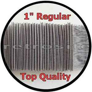 1000 Gray Price Tag Tagging Gun 1 1 Inch Regular Barbs Fasteners Top Quality