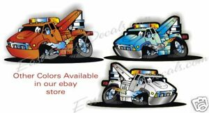 Chevy Tow Truck Dodge Decal Ford Custom Repo Decals