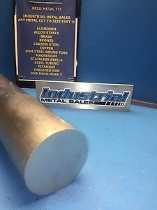 4 Diameter 6061 T6511 Aluminum Round Bar X 7 Long 4 Dia 6061 T6511 Rod
