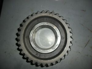 R26818 R33370 4000 4010 4020 4230 4th And 7th Speed Gear By John Deere