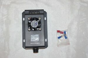 Hho Fan Cooled 30 Amp Pwm With Case