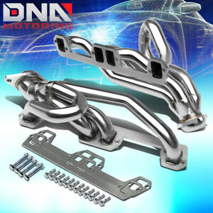Stainless Header For 94 03 Dodge Ram durango dakota 5 2 5 9 V8 Exhaust manifold