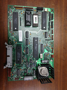 National Vendors Controll Board For 147 148 Rebuild With 6 Month Warranty