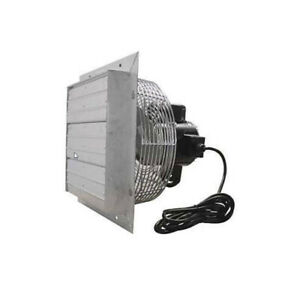 Exhaust Fan Commercial Direct Drive 12 115 230v 1200 Cfm Variable Spd