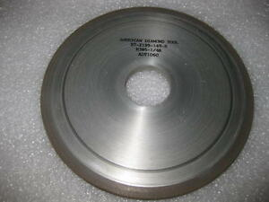 Diamond Grinding Wheel 1v1 V face 6 X 250 X 32 Mm New 220 Grit U s a