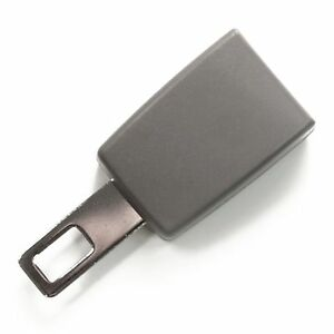3 Click In Seat Belt Extender Type B 1 Tongue Gray E4 Safe