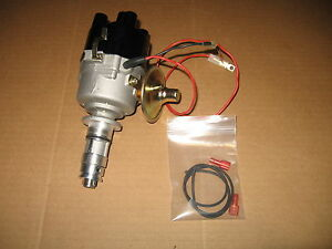 New Electronic Ignition Distributor For Triumph Herald 1959 1971 With Delco