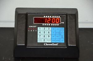 Chrontrol Xt 4 Four circuit Digital Programmable Timer controller 4 Outlet