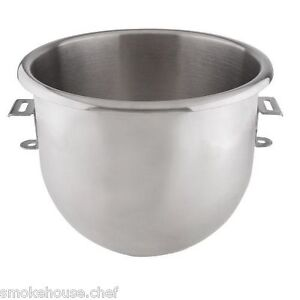 New Stainless Steel Heavy duty Bowl For The Hobart Mixer A120 A120 t 12 Quart