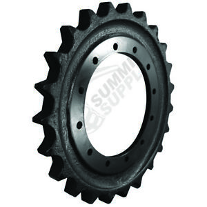 New Sprocket Cat Caterpillar Excavator 307 free Shipping Summit sp134