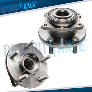 07 14 Chrysler 200 Sebring Dodge Avenger 2 Front Wheel Bearing Hub Abs