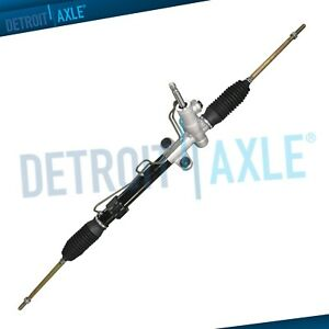 Complete Power Steering Rack And Pinion Assembly For 2002 2007 Mitsubishi Lancer