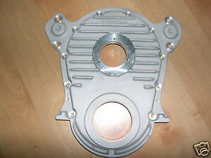 New Enderle Timing Cover Supercharger Blower Bbc Chevy Dragster Drag Boat