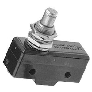 Micro Push Button Switch On off For Bakers Pride X300 Oven Anets Vulcan 421146