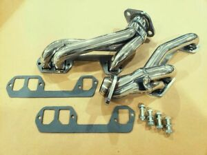 1997 1998 1999 2000 2001 2002 2003 Dodge Dakota 3 9l V6 Stainless Steel Headers