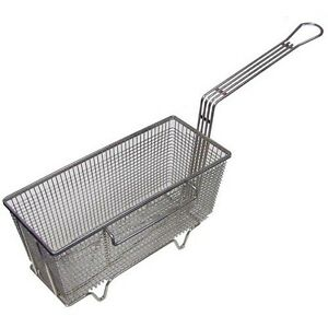Twin Fryer Basket 13 1 4l X 5 5 8w X 5 5 8d For Garland Toastmaster 14c4 261535