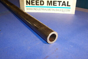 Dom Steel Round Tube 1 1 4 Od X 24 long X 3 8 Wall 1 250 Od X 375 w Dom