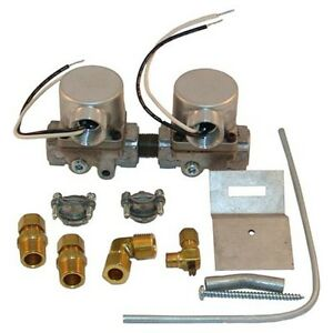 Dual Gas Solenoid Valve Kit 3 8 120v For Southbend Oven Prior To 5 95 541038