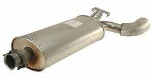 Rear For Saab 9000 Exhaust Muffler Starla 8822223