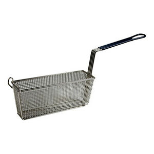 Basket Triple 13 1 4 l X 4 3 8 w X 5 3 8 h Front Hook For Pitco Fryer 263462
