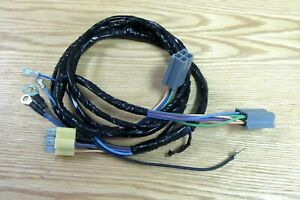 1955 1956 Chevy Truck Under Hood Generator Wire Harness Wiring Harness Usa Made